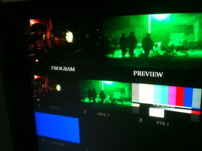 Sky News 1 scanner Monitor Stack