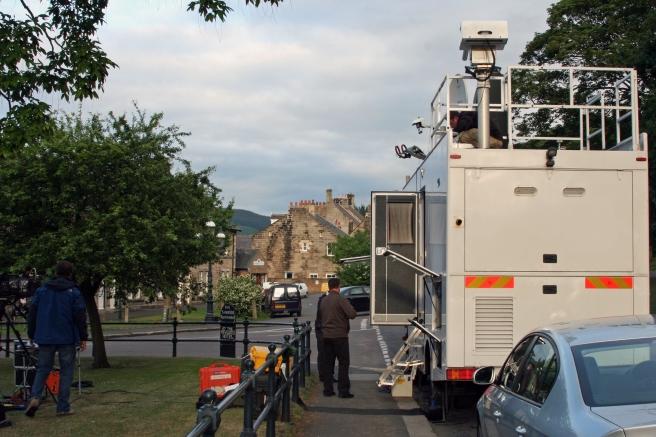 SN1 Scanner truck