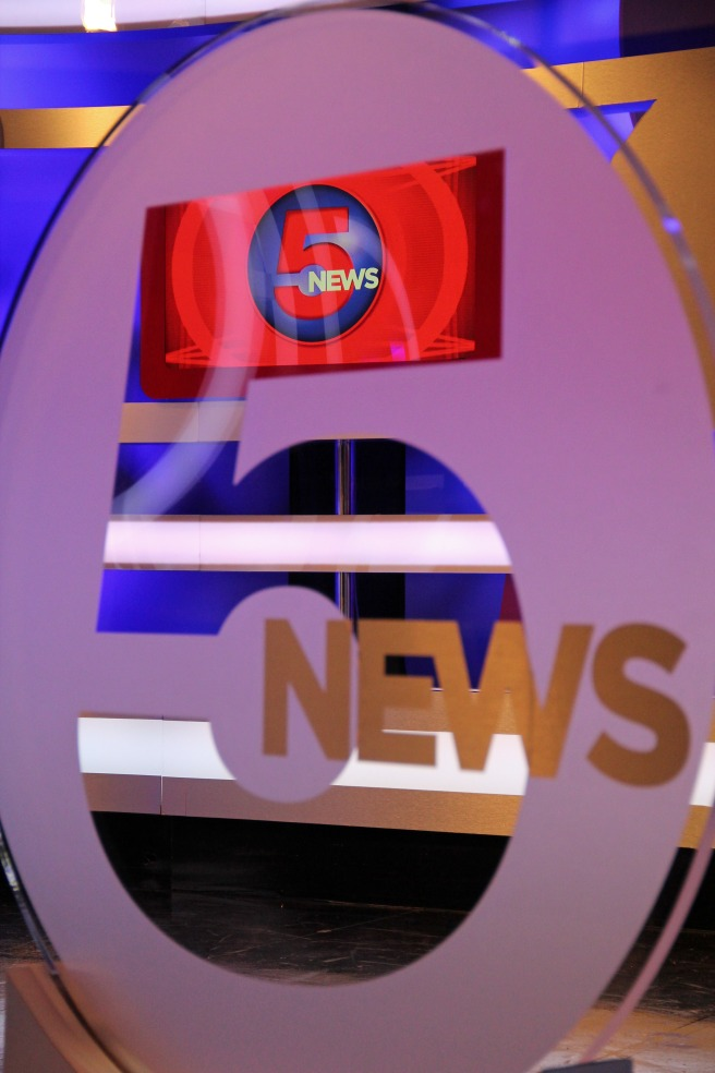 Five News logo