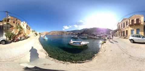 Symi Panoramic