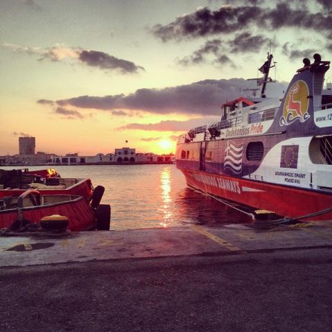 Dodecanese Seaway catamaran