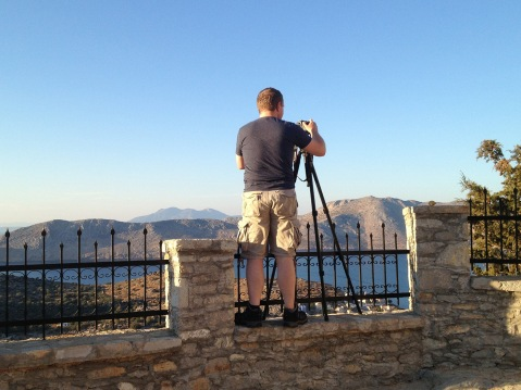 Mercian Media at Symi