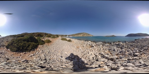 Sesklio Island
