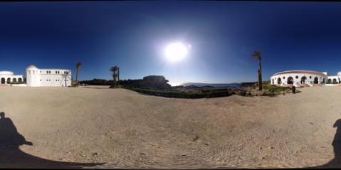 Kallithea beach, Rhodes