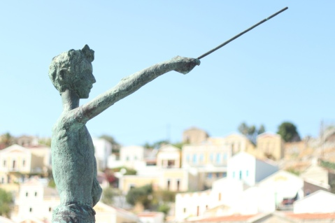 The Little Fisher Boy of Symi