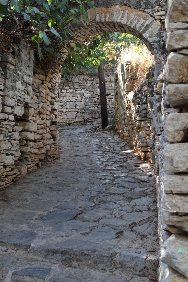 Kali strata pathway