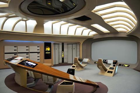 Enterprise D Restoration
