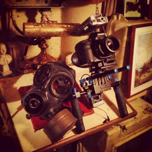 Camera and Mask
