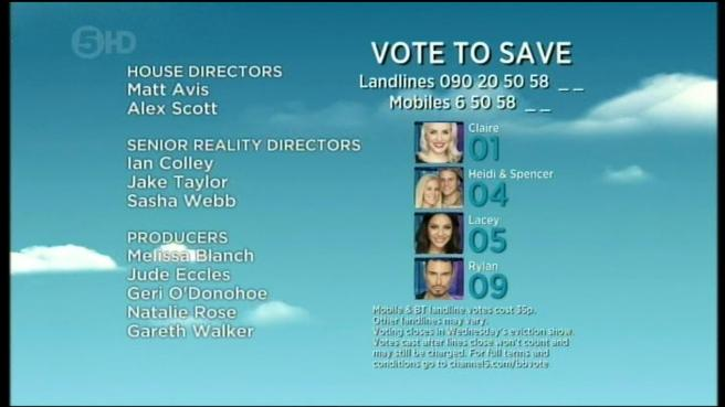 Celebrity Big Brother January 2013