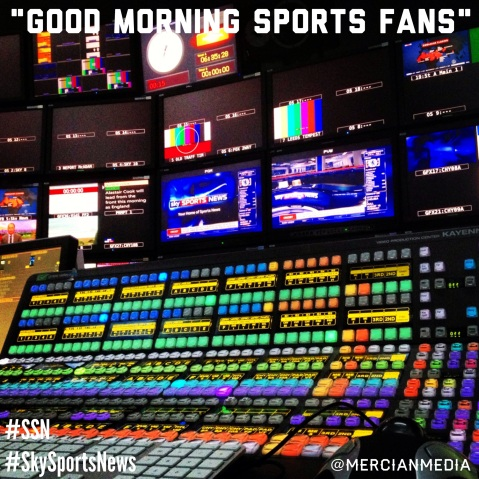 Good Morning Sports Fans