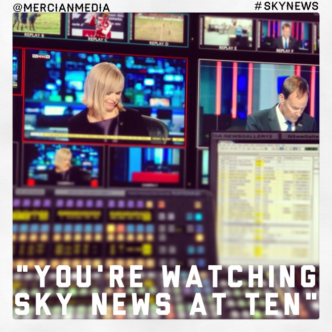 Sky News at Ten