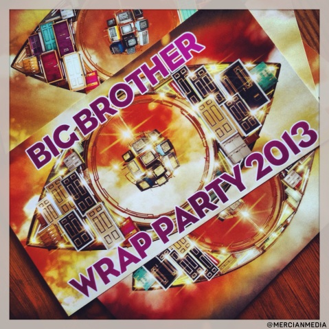 Big Brother 2013: Wrap Party