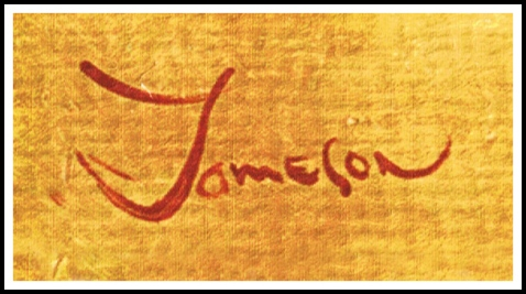 Jameson signature - Jesters by Jameson