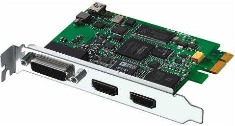 Blackmagic Intensity pro PCIe