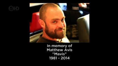 Matthew Ian Avis