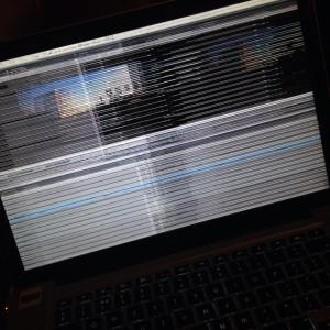 MacBook Pro graphics failure