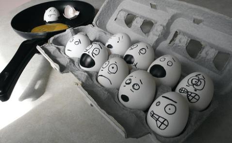 stress eggs